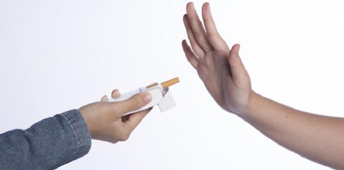禁煙タバコストップ