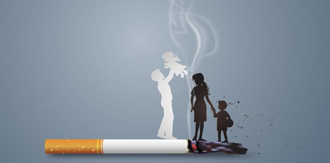 タバコ被害