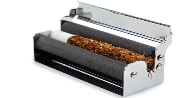 タバコのローラー