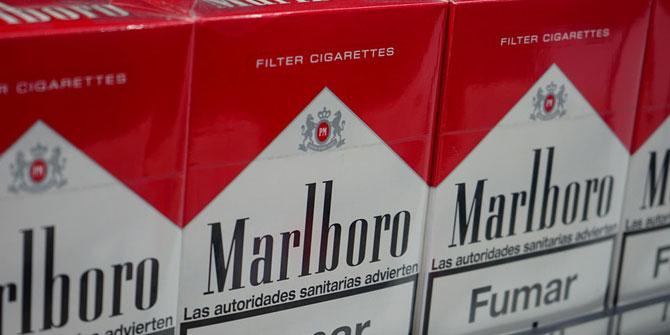 加熱式タバコの需要