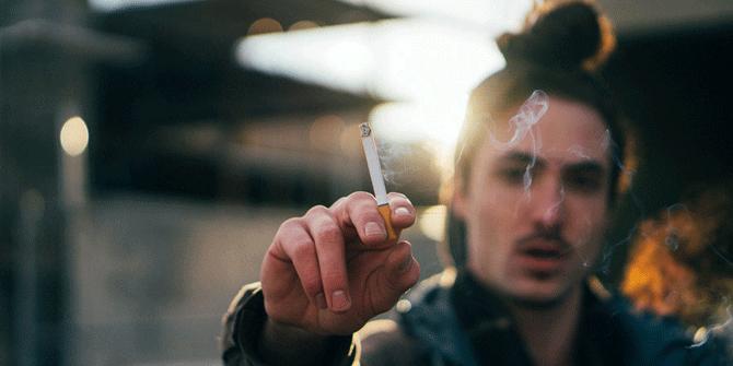 喫煙者の望みにかける