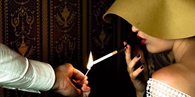 タバコ値上げ