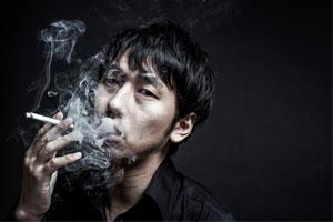 喫煙スタイル