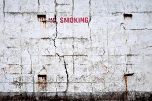 禁煙のストレス