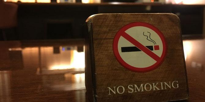 タバコ吸わない男性俳優