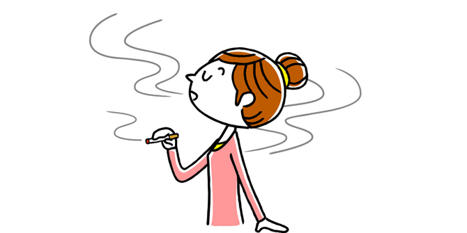 tabakonokemuri