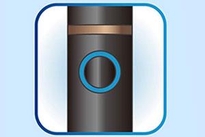 プルームテックプラスのボタンが青色の意味
