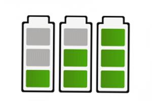 充電残量の確認