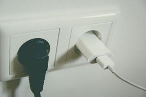 充電器を変える